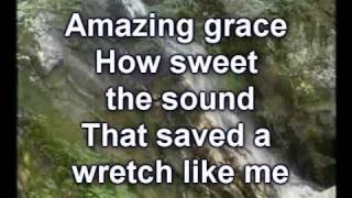 Amazing Grace (Chains Are Gone) Chris Tomlin - Worship Video w/lyrics