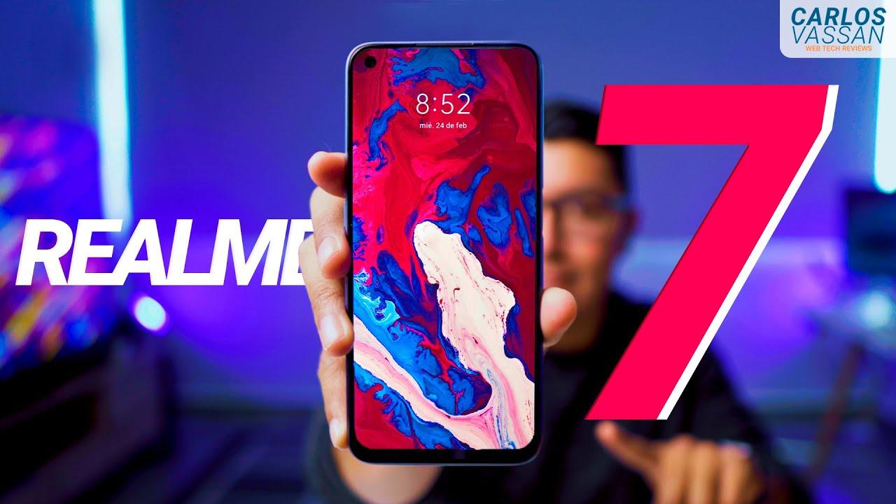 RealMe 7 | Unboxing en Español