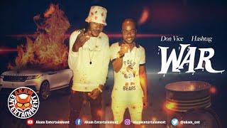Don Vice Ft. Hashtag - War - May 2020