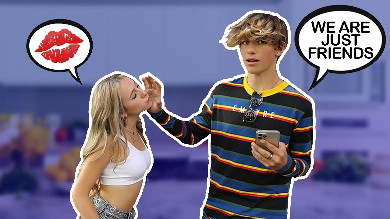 Download I FRIEND ZONED My Crush For 24 HOURS To See How She Would REACT | Walker Bryant
