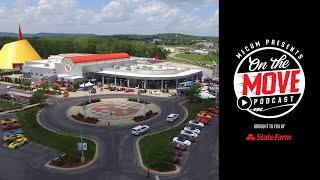 Mecum On the Move Podcast: Ep 48 | The National Corvette Museum: Celebrating America's Sports Car