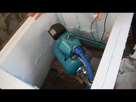 Как утеплить водяную скважину