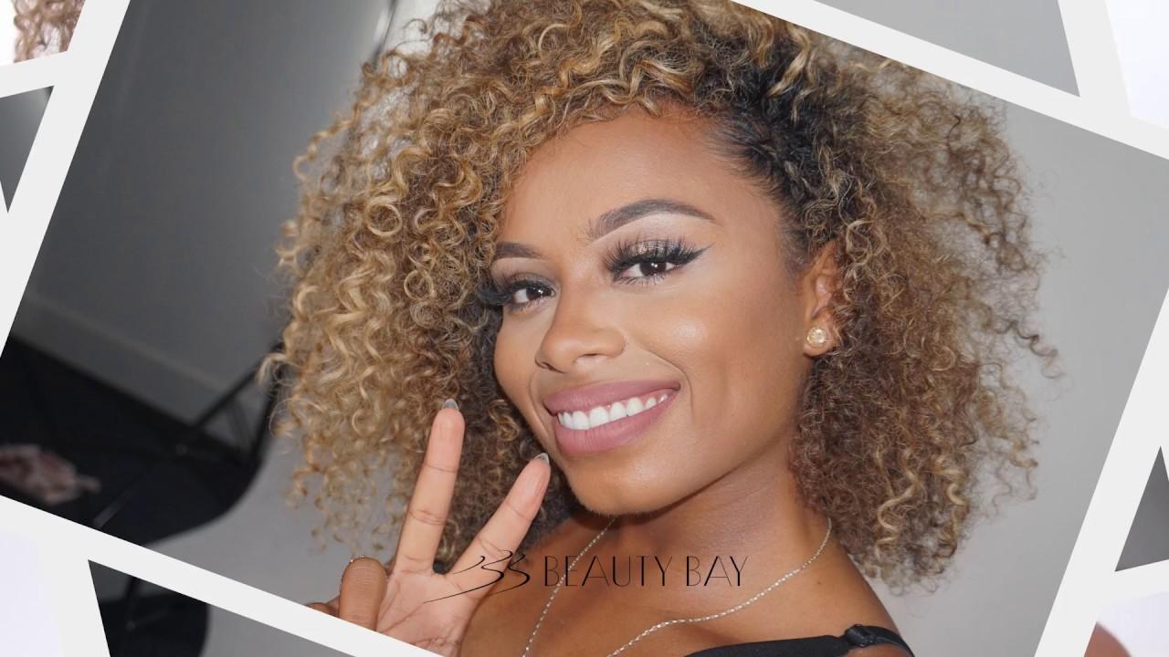 The Perfect Selfie Makeup | Beauty Bay feat. Keshia East