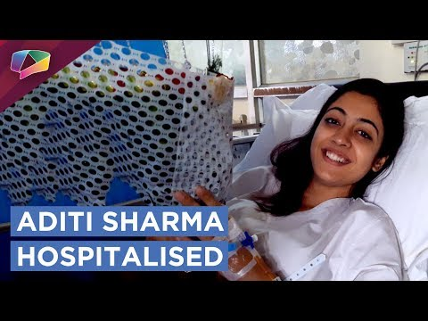 Meera aka Aditi Sharma From Kaleerein Hospitalised | Exclusive