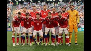 О сборной России по футболу