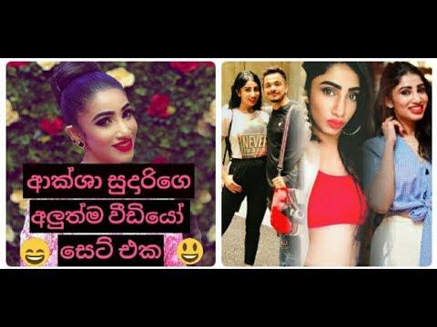 Aksha Sudari New video collection./2018.