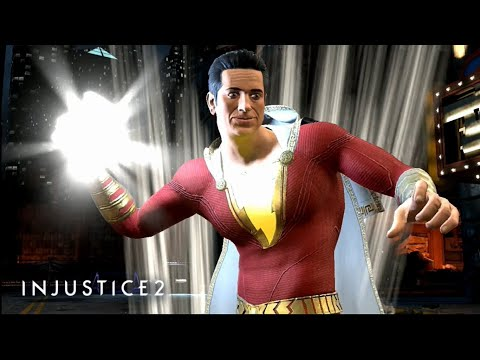 INJUSTICE 2 MOBILE : ALL CHARACTER SUPERMOVES UPDATED