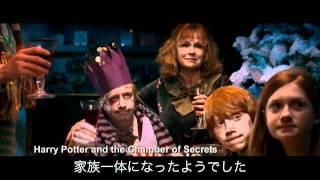 『ハリー・ポッターと死の秘宝 PART2』ウィーズリー一家 字幕付The Weasleys