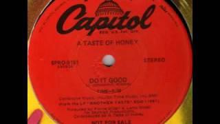 A Taste Of Honey - Do It Good (1979)