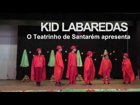 Kid Labaredas Vila Nova de São Pedro 17122017