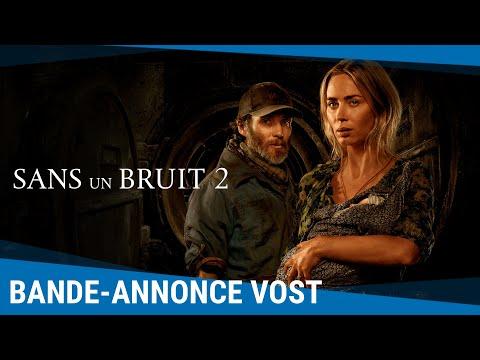 SANS UN BRUIT 2 - Bande-annonce VOST[Au cinéma le 16 juin 2021]