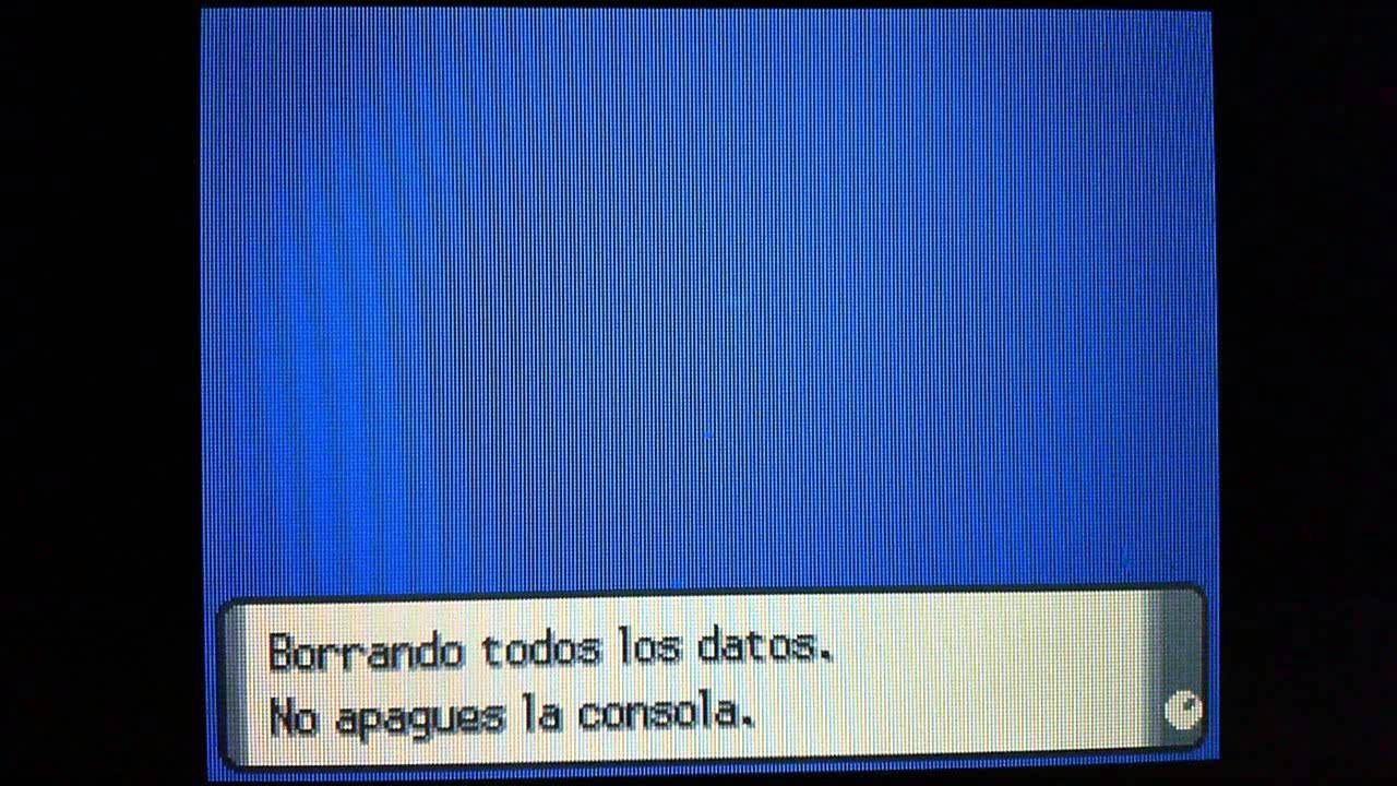 partidas guardadas de pokemon platino ds