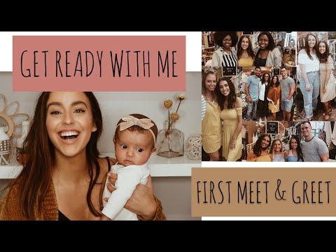 Meet & Greet Vlog & GRWM!