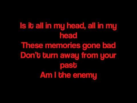 Am I The Enemy by The Red Jumpsuit Apparatus [Lyrics]