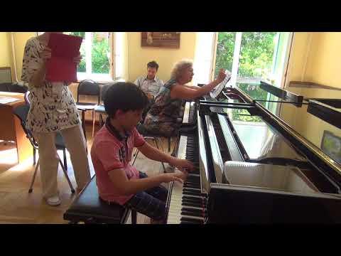 10.08.2017 Daniel Tyurin. II-nd International Summer School, Moscow