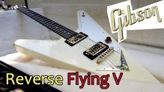 Gibson Reverse Flying V (Обзор)