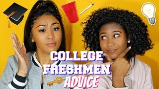 Advice For College Freshmen | The TRUTH About College (Parties, Drugs, Making Friends, Surviving)