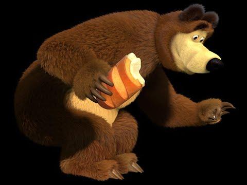 Почему у медведя короткий хвост мультфильм
