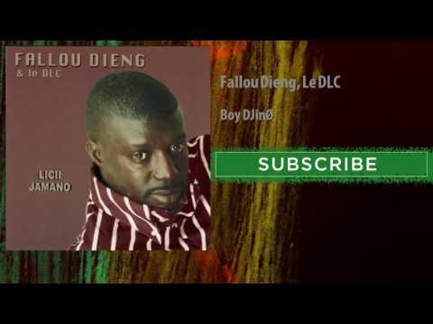 Fallou Dieng, Le DLC - Boy DJiné