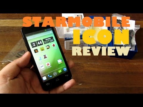 Starmobile Icon Review - Quad-Core Android With 8MP & 5MP BSI AF Cameras For PHP 8k