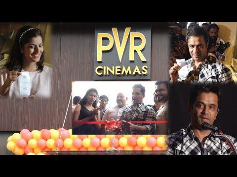 Actor Arjun inaugurate - PVR Cinemas : Grand Galada, Pallavaram
