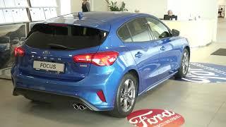 """Autosaade """"Rooli Võim"""" tutvustab täiesti uut Ford Focust"""