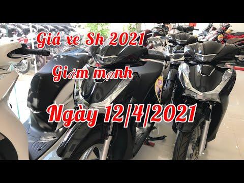 Giá xe honda SH 2021 giảm mạnh ngày 12/4/2021 | ducanh1005
