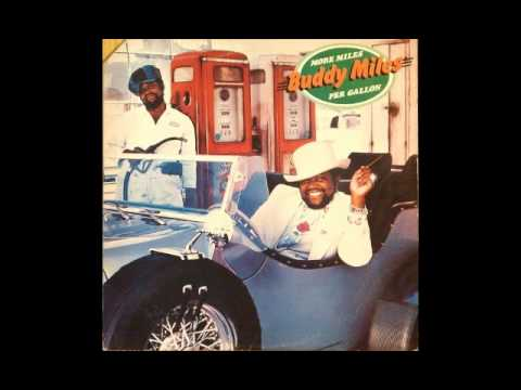 Buddy Miles - Rockin' And Rollin' On The Streets Of Hollywood
