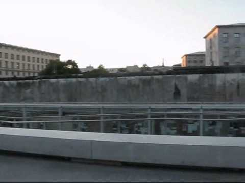 An East Berlin Cycling Tour, the New Synagogue, Topography of Terror and Checkpoint Charlie