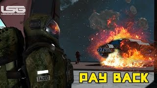 Space Engineers - Pay Back Time, The Door Of Punishment SE2 - Part 20