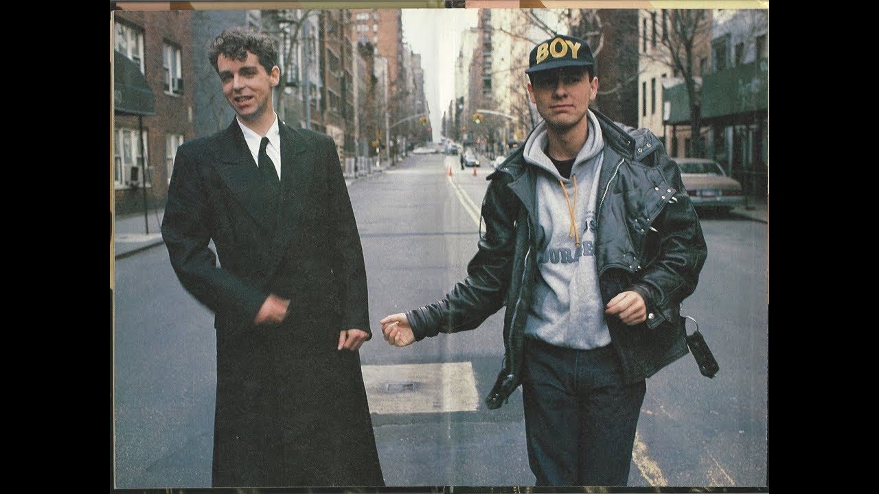 759e62bf80 Pet Shop Boys - West End Girls (Pro HD Backing Track) - YouTube