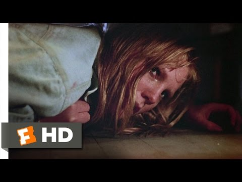Friday the 13th Part 2 89 Movie   Hiding Under the Bed 1981 HD