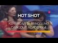 Keharuan di Panggung Dangdut Academy 4 Hot Shot