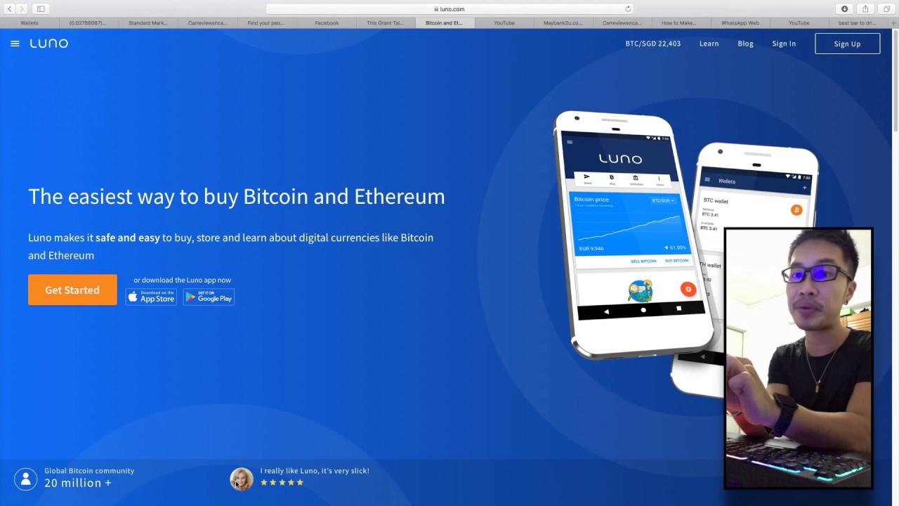 cara trading bitcoin di luno