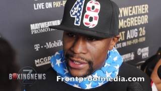 Mayweather: 'I DON'T LIKE PEOPLE THAT STEAL PPV!! BUY IT!!' | Z-BoxingNews