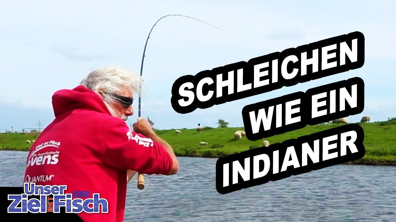 STALKING an der OBERFLÄCHE - JÖRG OVENS mit SCHWIMMBROT auf KAPITALE ALANDE - Unser Ziel ist Fisch