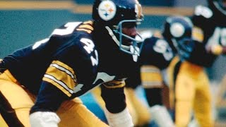 #44: Mel Blount | The Top 100: NFL's Greatest Players (2010) | NFL Films