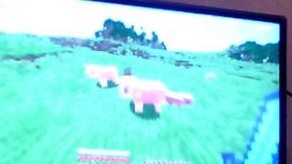 Битва свинозомби в майнкрафт-monstr batle#3