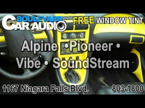 Car Audio Buffalo NY