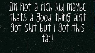 Rich Kids - New Medicine Lyrics