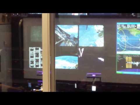 Houston Space Center - Christopher C. Kraft Jr. Mission Control Center
