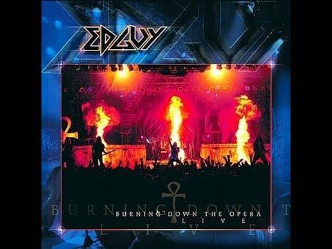 Edguy - Burning Down The Opera [Full Live Album]