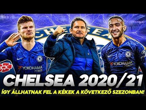 Így állhat fel a Chelsea a 2020/21-es szezonban