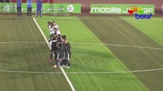 اتحاد بلعباس يتأهل إلى الدور ربع نهائي على حساب إتحاد الجزائر