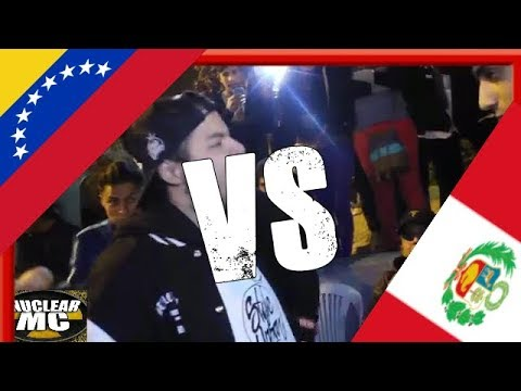 VENEZUELA VS PERU - BATALLA DE RAP - LANCER LIRICAL VS BRAKA