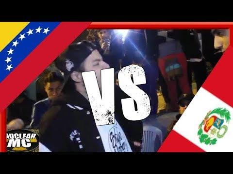 VENEZUELA VS PERU - BATALLA DE RAP - LANCER LIRICAL VS BRAKA