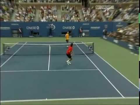 Il meglio del tennis - super tennis- federer-nadal