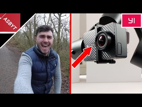 Best 4K 60fps ACTION CAMERA & GIMBAL 2018!? (Yi 4K+ Yi 3 Axis Review!)