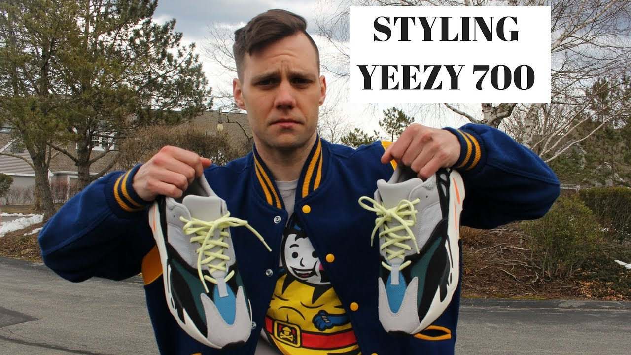 e4a5b6c49 ... Sneakers Yeezy Wave Runner 700 Mens Fashion. HOW TO STYLE YEEZY 700 ...
