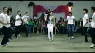 """baile sorpresa-Techno Disco """"Quinceañera"""" karen Perez 2011"""